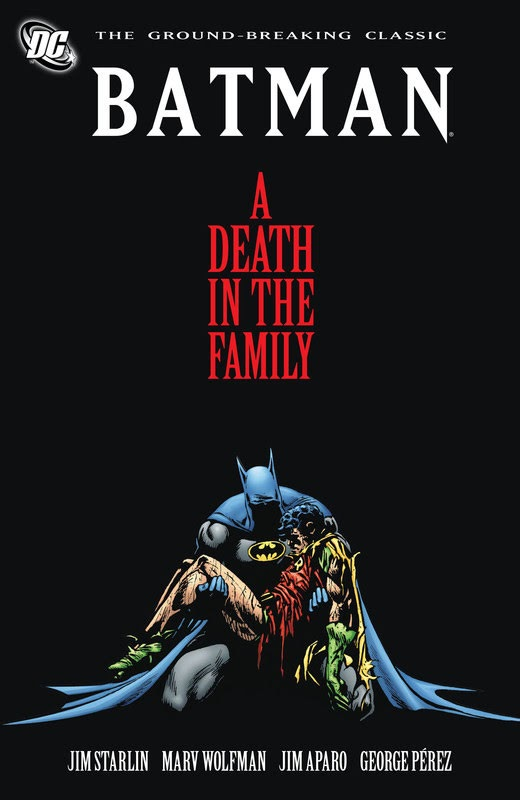 Batman: A Death in the Family (2011)