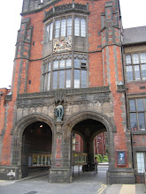 Photo: The Arches, where exam results are posted