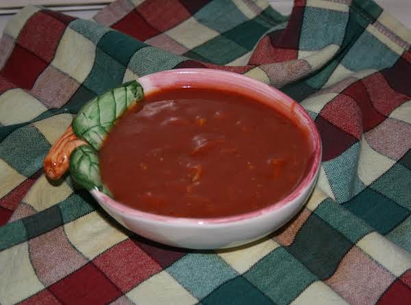 Carolina Bbq Sauce Recipe