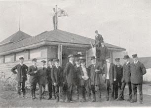 Photo: 1904 Odense Roklub.