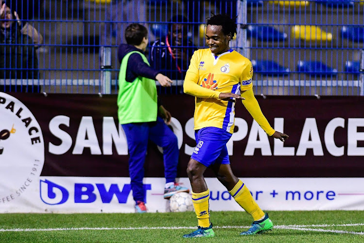 Bafana Bafana striker Percy Tau scored a brace for his Belgian club Royale Union Saint-Gilloise in a Cup match to advance to the quarterfinals.