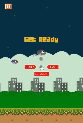 Flappy Crazy Bird 1.0 screenshots 2