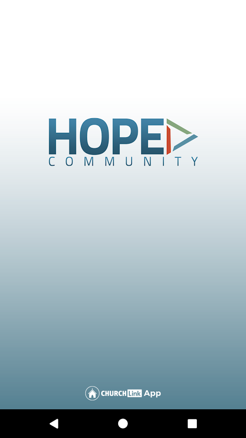 HopeCommunity.Tv- screenshot