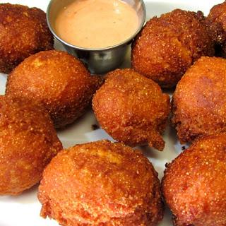 Deep Fried Hot Sauce (copy cat recipe) - Chicken Charlies Deep Fried Hot Sauce.