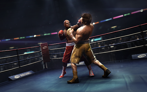 Real Boxing  captures d'u00e9cran 1