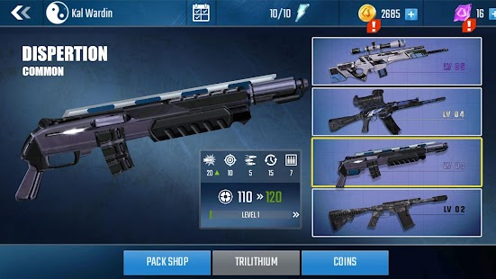 Special Combat Ops- Counter Attack Shooting Game Screenshot