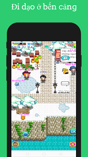 Ngoi Lang Cua Gio - Windy Village - Farm Game apktram screenshots 3