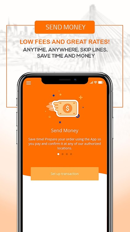 My Ria PL - Send money from Poland – (Android Приложения