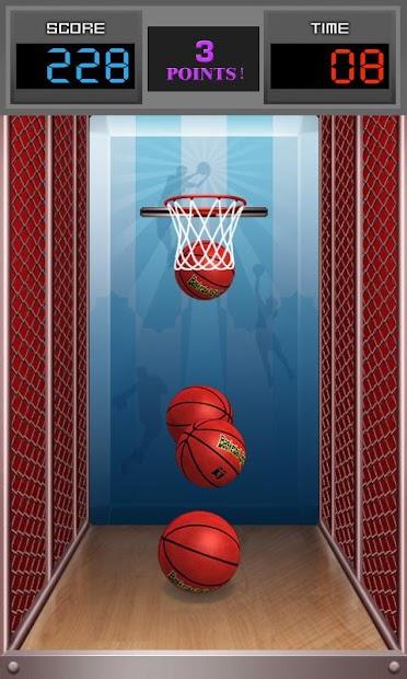 Basketball Shot screenshot 1