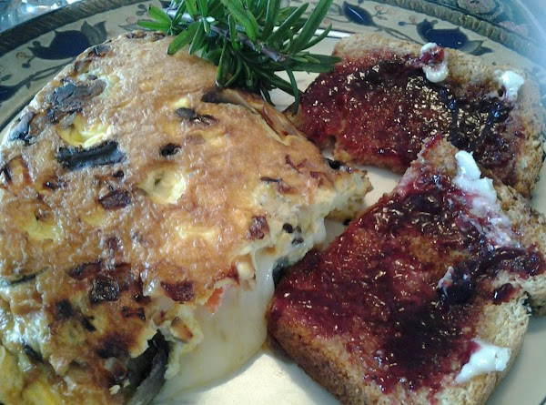 Valley Green's Sunday Brunch Spicy Omelet Recipe