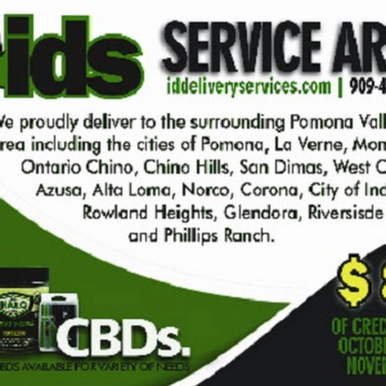 ID Delivery Services -ONLY Medical Moonrocks CBD Marijuana