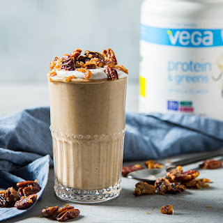 Toasted Pecan Pie Smoothie