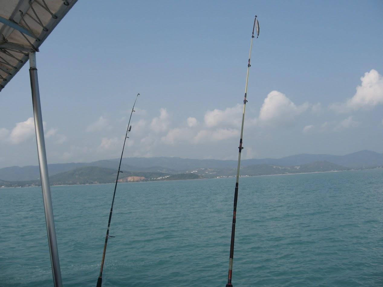 идем в море рыбачить