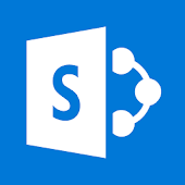 Download Microsoft SharePoint for Android.