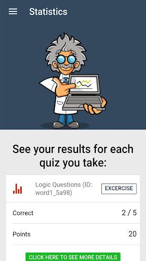 IQ Test - The Intelligence Quiz 5.0.4 screenshots 5