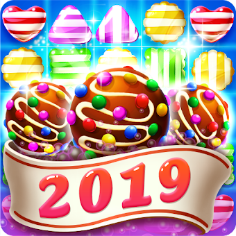 Cookie Mania - Sweet Match 3 Puzzle