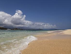 Photo: Beautiful beach(at Kailua).