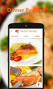 Salmon Recipes- screenshot thumbnail