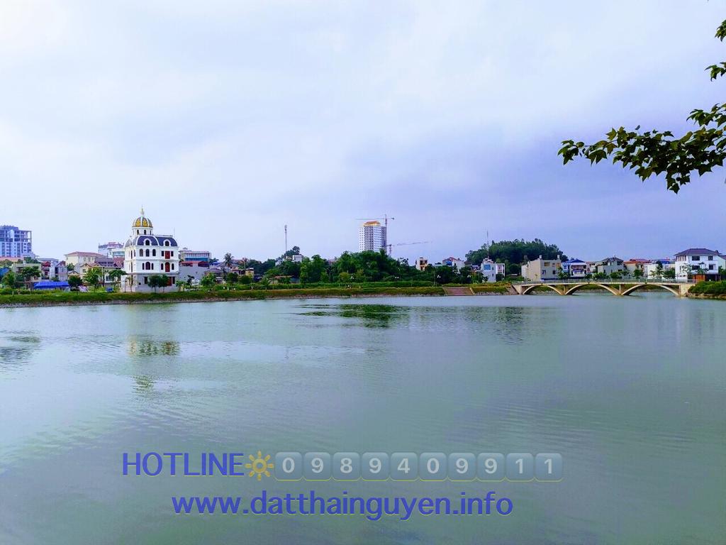 Khu đô thị Hồ Xương Rồng TP Thái Nguyên