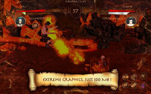 Just Fight screenshot