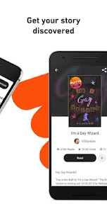 Wattpad Mod Apk- Read & Write Stories (Premium Unlocked) 2