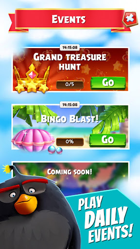 Angry Birds Match screenshot 4