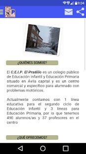CEIP Pradillo- screenshot thumbnail
