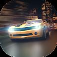 3D Real Car Night Drift