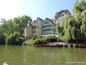 Photo: Aber auch am Tag hat die Tübinger Altstadt Kulisse viel zu bieten.