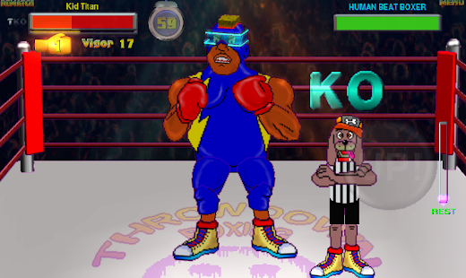 Download Throwdown Boxing 2 For PC Windows and Mac apk screenshot 5