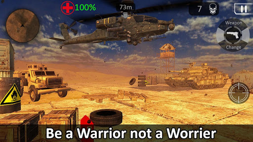 Delta eForce: Military War Shooting Game (With VR) 2.1.1 screenshots 1