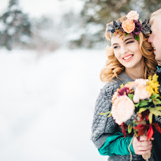Wedding photographer Anna Slyutenko (anyutochka27). Photo of 27.01.2016