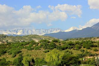 """Photo: Пирин . връх Вихрен и """"Кончето"""""""