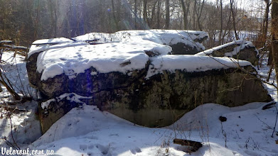 Photo: ДОТ 528 - взорван.