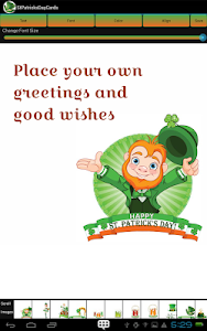 Free St. Patrick's Day eCards screenshot 8