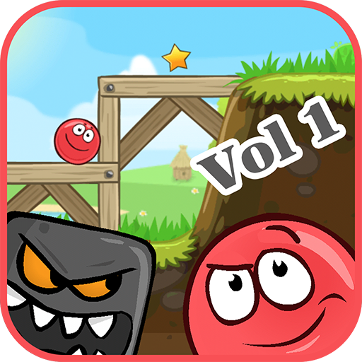 d821ae6875381 DownloadRed Adventure  Bounce Ball Volume 1For Free Download Red ...
