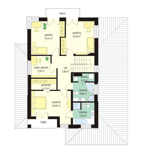 Kasjopea 3 - Rzut piętra