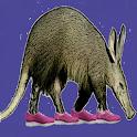 Aardvark Pedometer icon