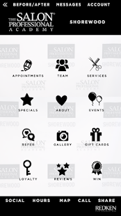 Salon Professional Academy - náhled
