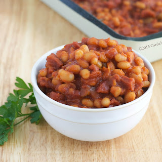 Linda's Portuguese Baked Beans