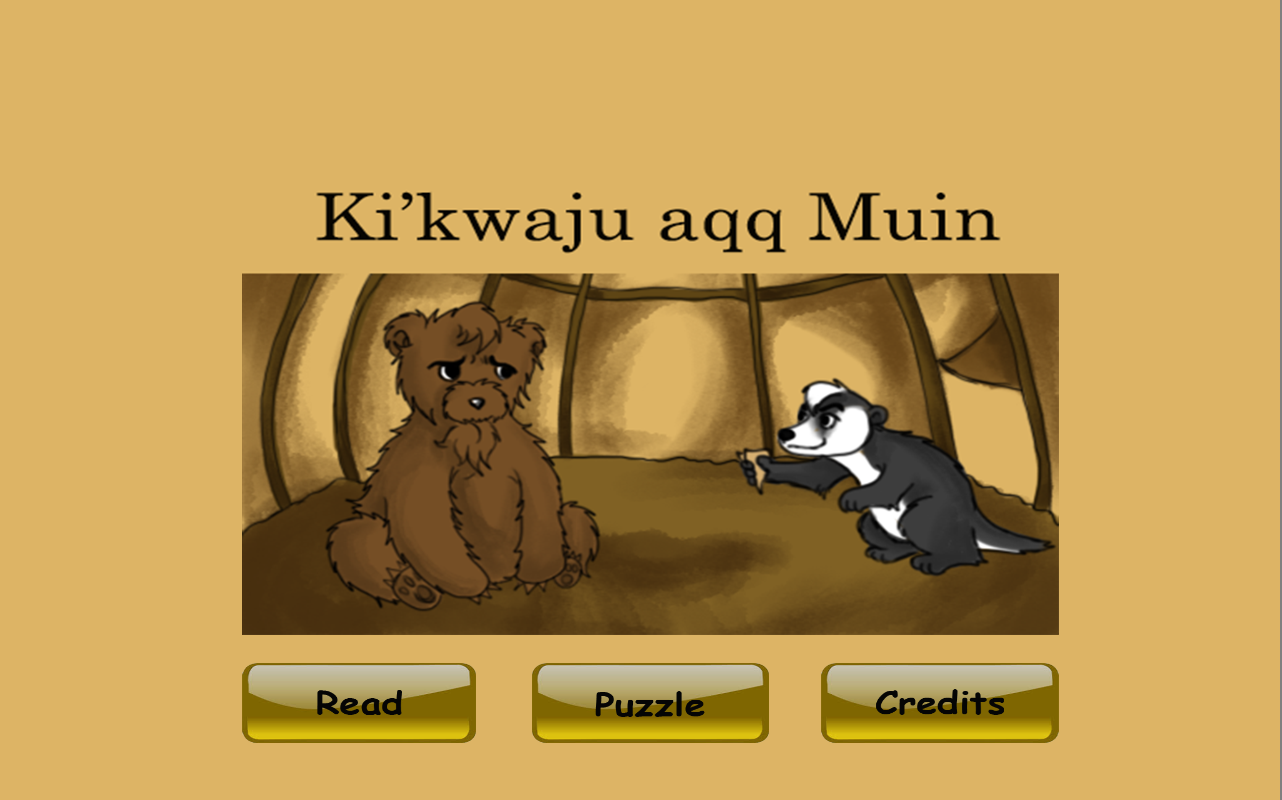 Ki'kwa'ju aqq Muin- screenshot