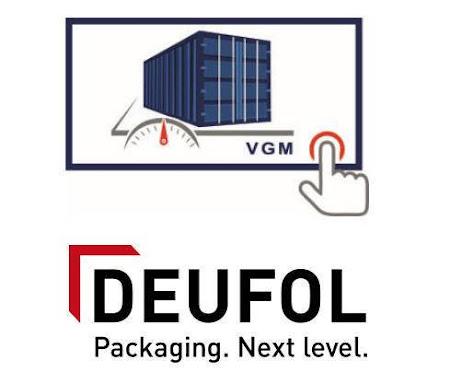 Verified Gross Mass bij Container Export