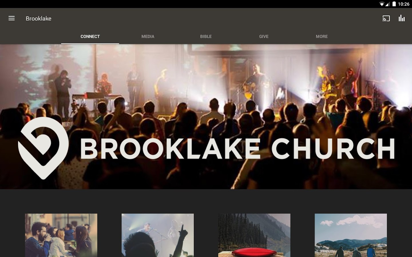 Brooklake- screenshot