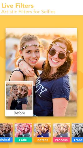 Download Face Filter, Selfie Editor - Sweet Camera MOD APK 5