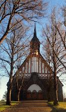 Photo: Pomarkun kirkko