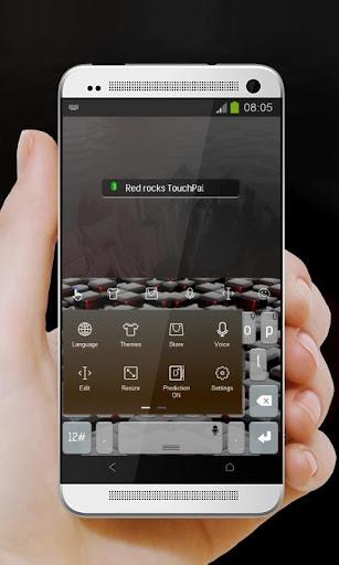 レッドロックス TouchPal|玩個人化App免費|玩APPs