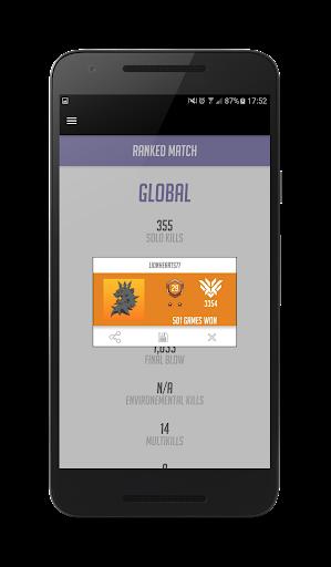玩免費程式庫與試用程式APP|下載Oversquad - stats overwatch app不用錢|硬是要APP