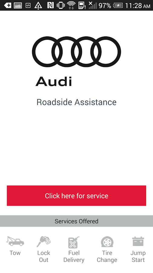 audi roadside assistance android apps on google play. Cars Review. Best American Auto & Cars Review