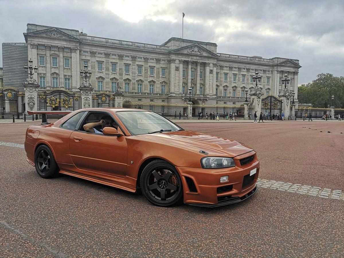 Nissan Skyline Hire Uxbridge London