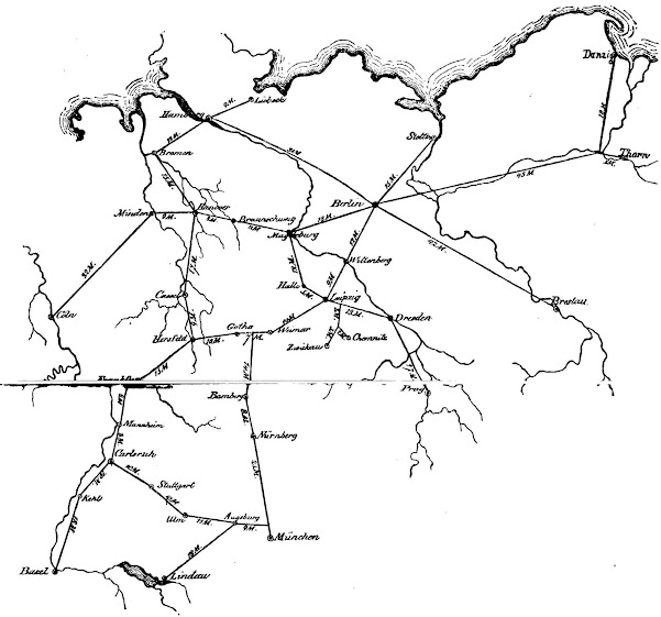 riding the rails Train to Lhasa frederick list s 1887 proposal for a unified national railroad
